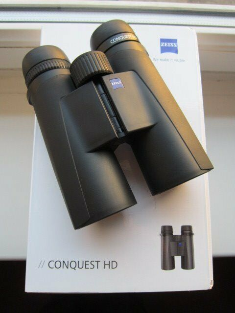 Zeiss 8x42 Conquest HD