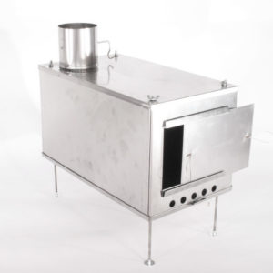Seek Outside Large Titanium Stove Rental